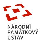 Logo Národní památkový úřad